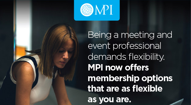 Being a meeting and event professional demands flexibility. MPI now offers membership options that are as flexible as you are.